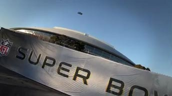 Super Bowl Aerial Advertising